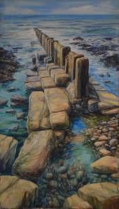 Varndean Acrylics Saltdean Beach